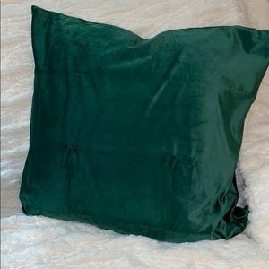 Other - Velvet throw pillow case